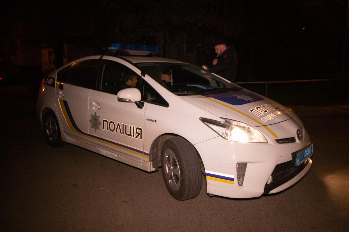 Детали происшествия устанавливают правоохранители