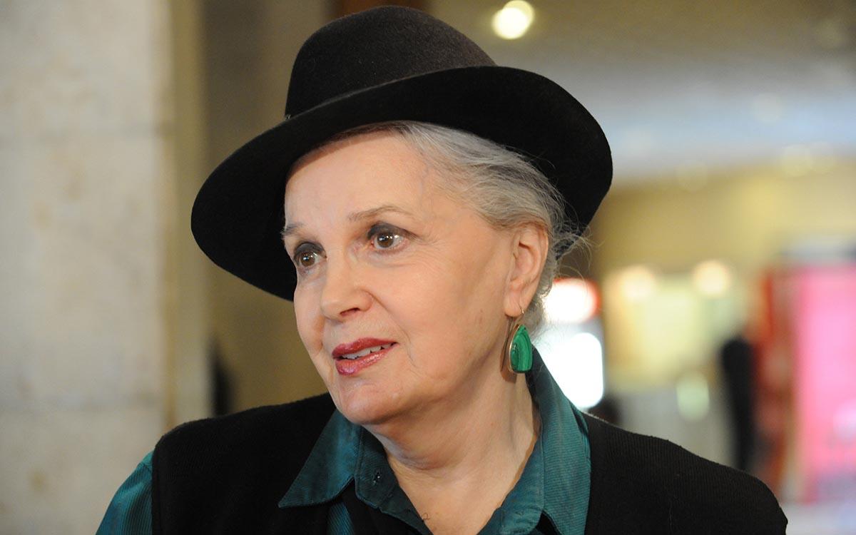 Элина Быстрицкая скончалась в возрасте 91 года