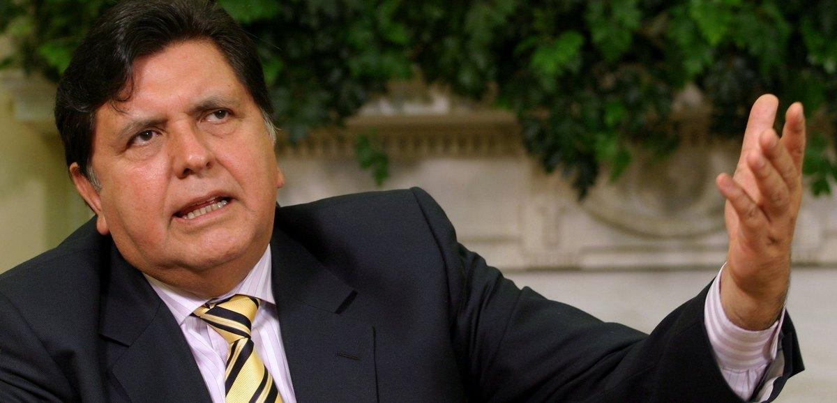 Алан Гарсия предпочел застрелиться, чем сдаться властям