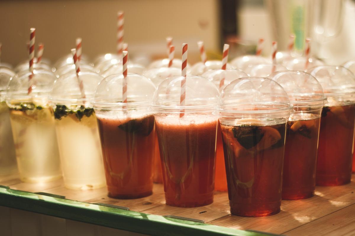 Освежающие тело и мозг напитки уже ждут