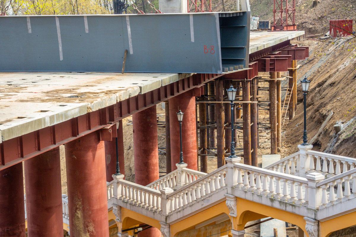Пешеходный мост станет частью большого туристического маршрута по Киеву