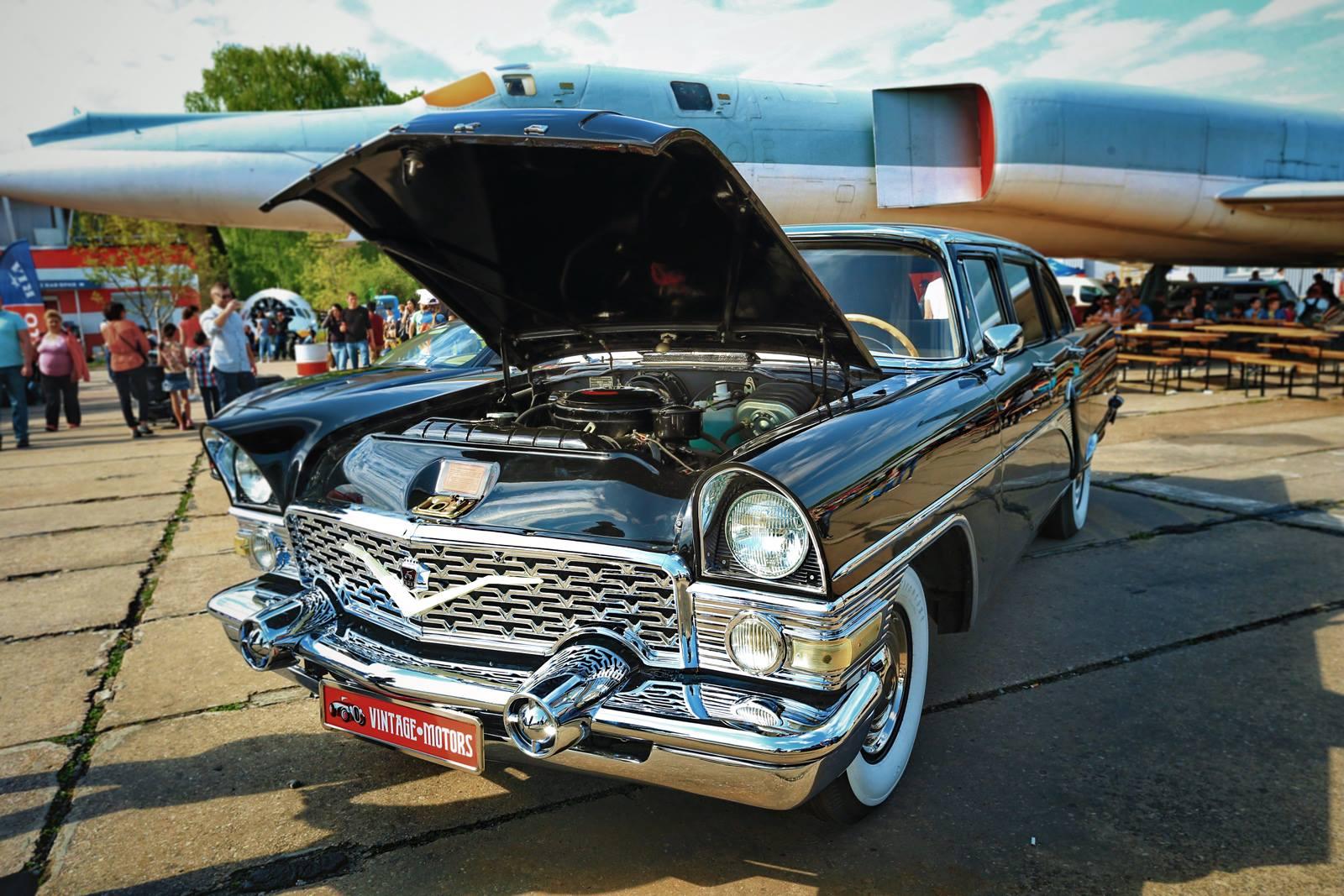 Фестиваль Old Car Land пройдет уже в десятый раз