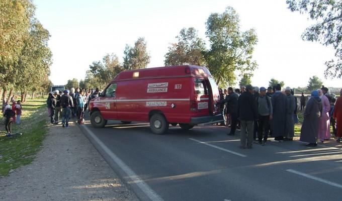В аварии в Марокко погибли 16 мигрантов