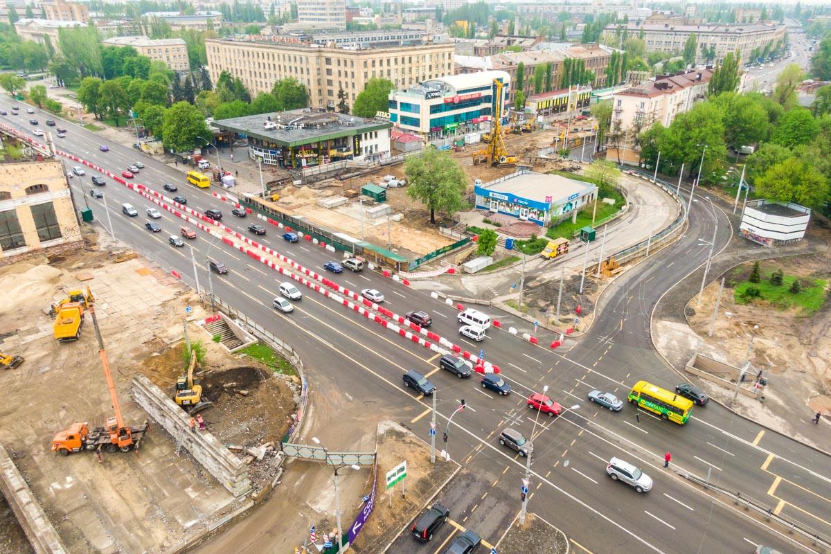 С момента начала работ по демонтажу Шулявского моста прошло полтора месяца