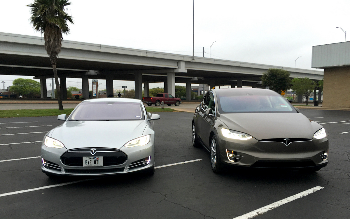 Сразу две модели Tesla получили апгрейд - увеличенный пробег
