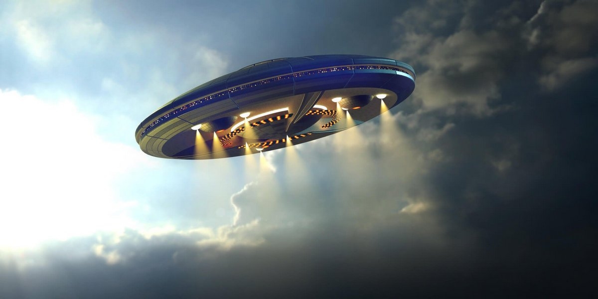 А какую еще картинку вы ожидали в новости об НЛО?