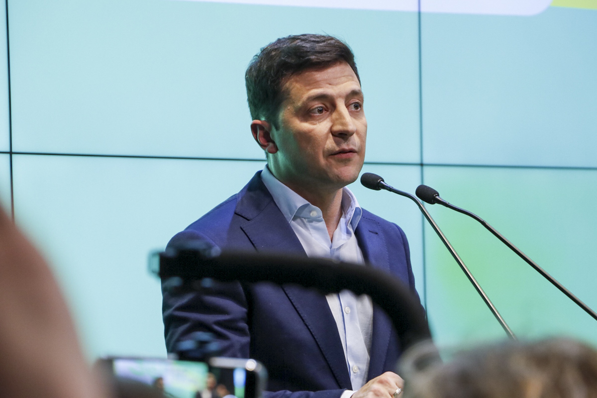 Зеленский вступит в должность Президента Украины 20 мая