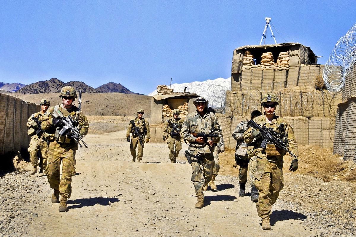 В Афганистане американцы вновь понесли потери