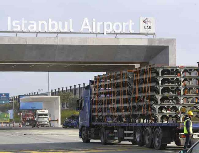 В Стамбуле заработал новый аэропорт, который претендует на звание самого большого в мире