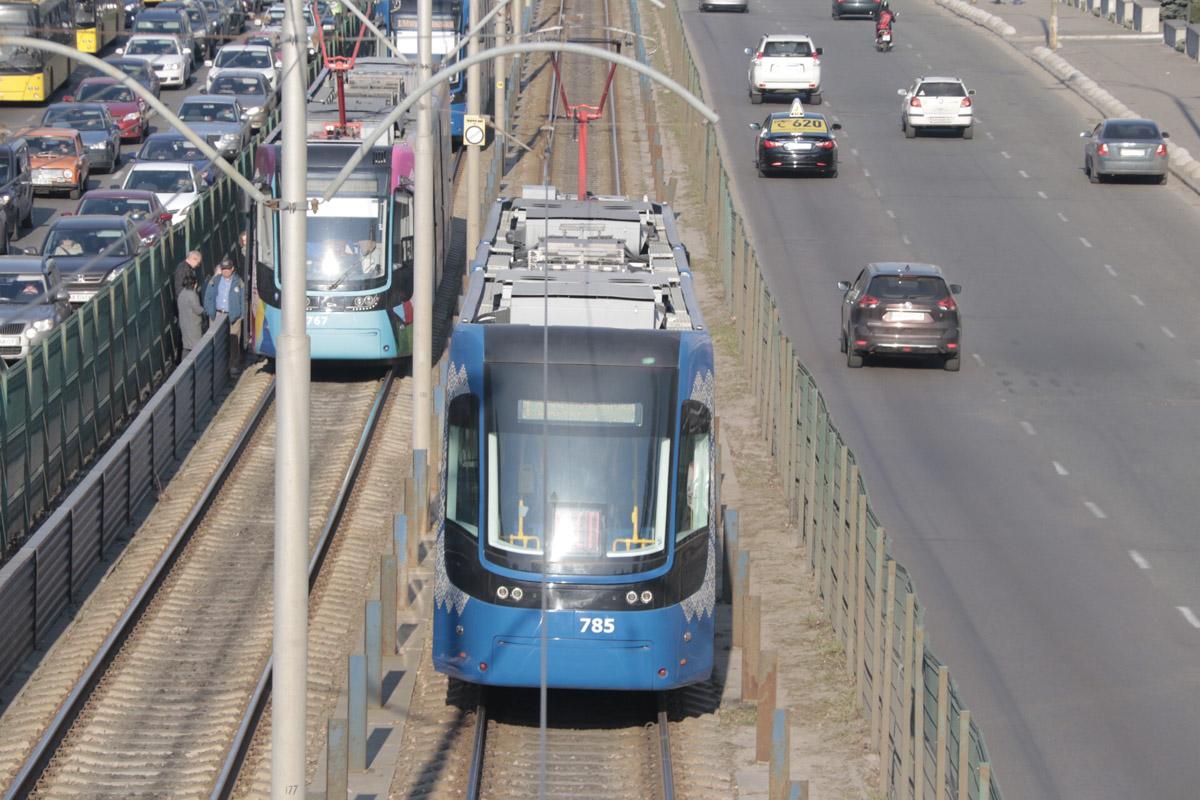 От станции «Старовокзальная» до Михайловской Борщаговки организовано движение автобусов 1т