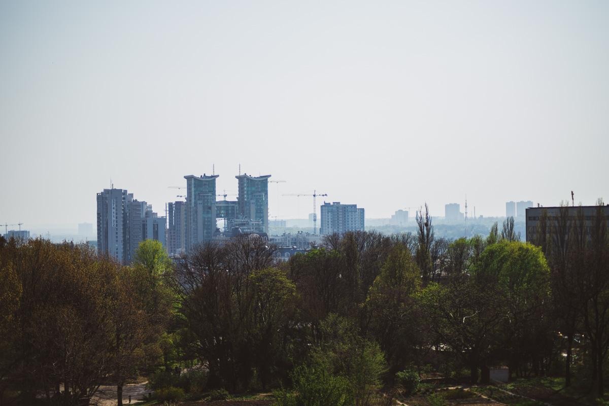 Взгляд на два мира: бетонный и натуральный