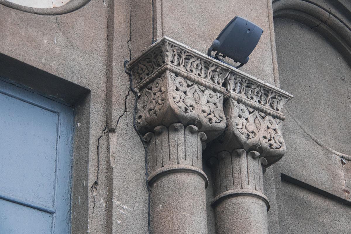 Власти Киева заявляют, что процесс реконструкции здания уже постепенно запускают