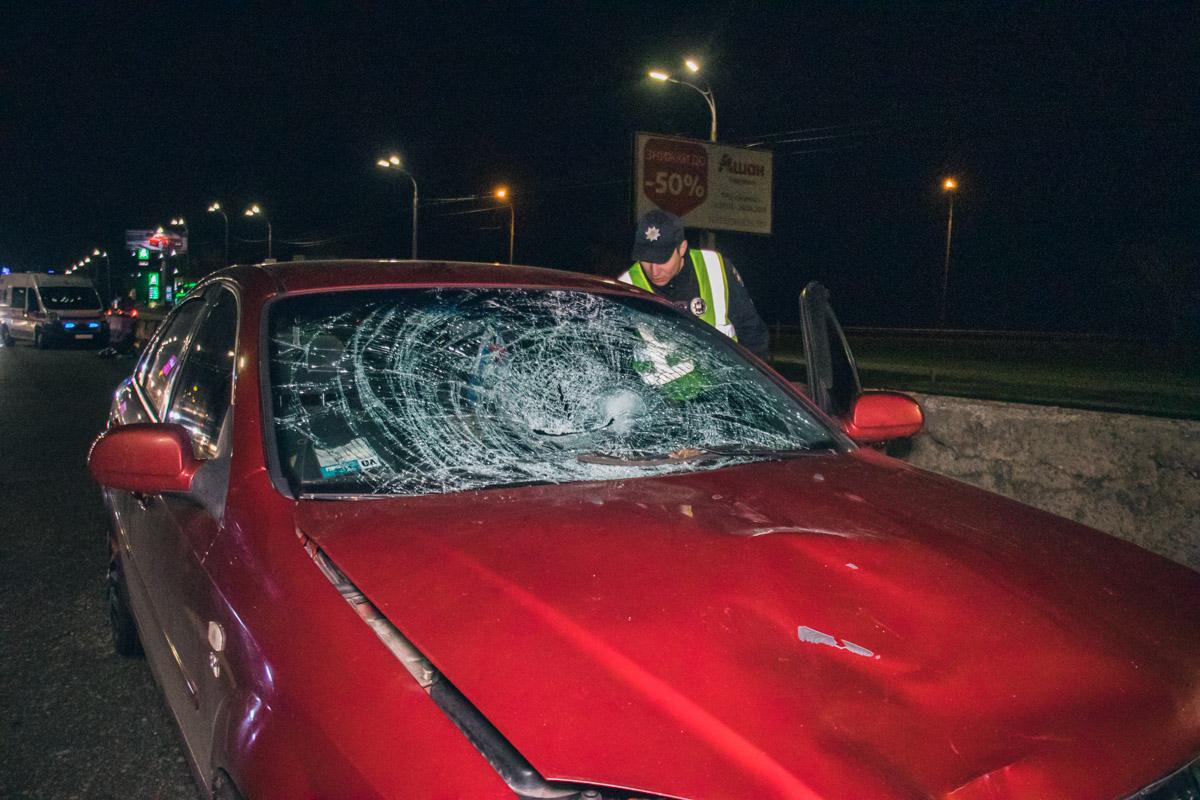 Столкновение с автомобилем оказалось смертельным
