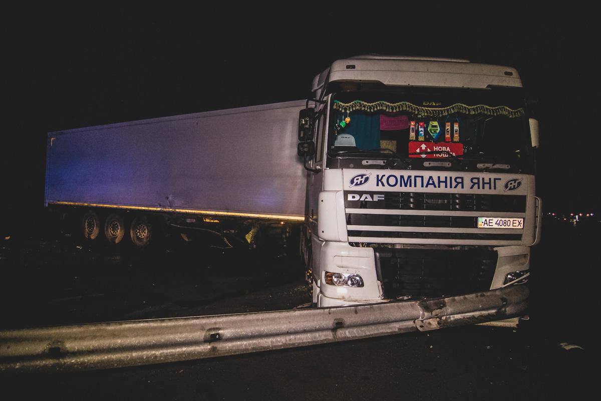 Под Киевом в Броварах произошла смертельная авария с участием двух автомобилей