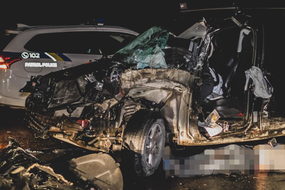 """К сожалению, водитель Volkswagen скончался на месте до приезда """"скорой"""""""