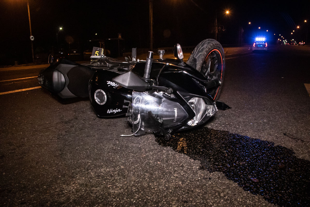 Один из водителей получил незначительные травмы