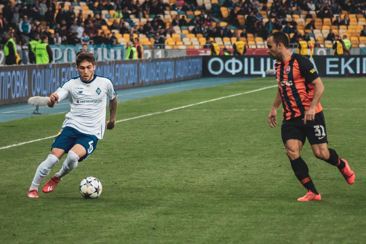 Активно и успешно вошел в игру 18-летний Цитаишвили