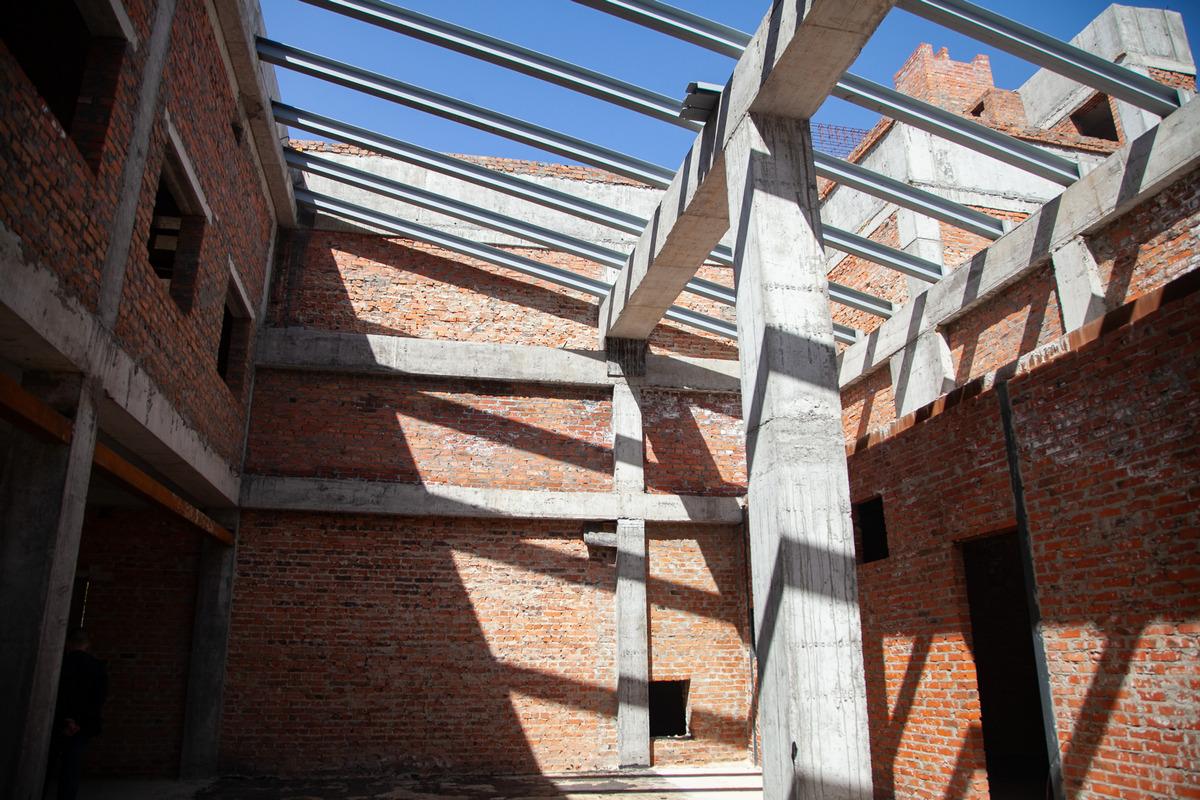 Основная задача во время реконструкции - превратить столичный зоопарк в передовой среди других европейских