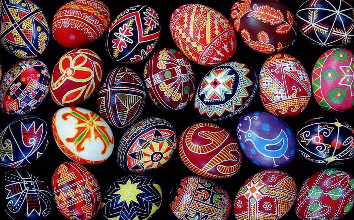 Яйцо — один древнейших символов зарождающейся и вечно обновляющейся жизни, а также воскресения Христа