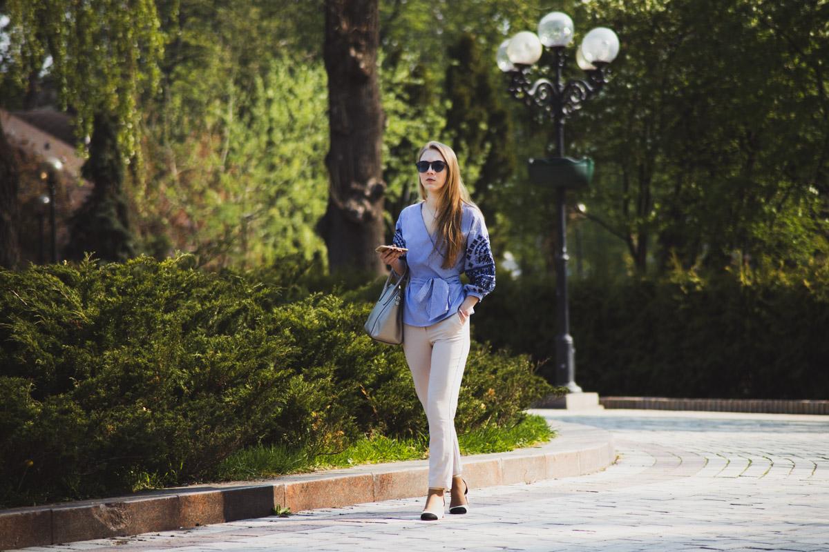 Подтверждаем - в Киеве и правда самые красивые и стильные девушки