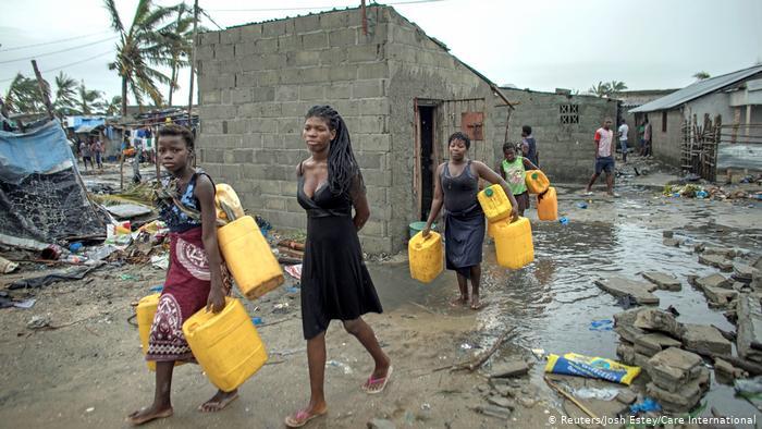 Циклон Идаи в Мозамбике унес жизни более 600 человек