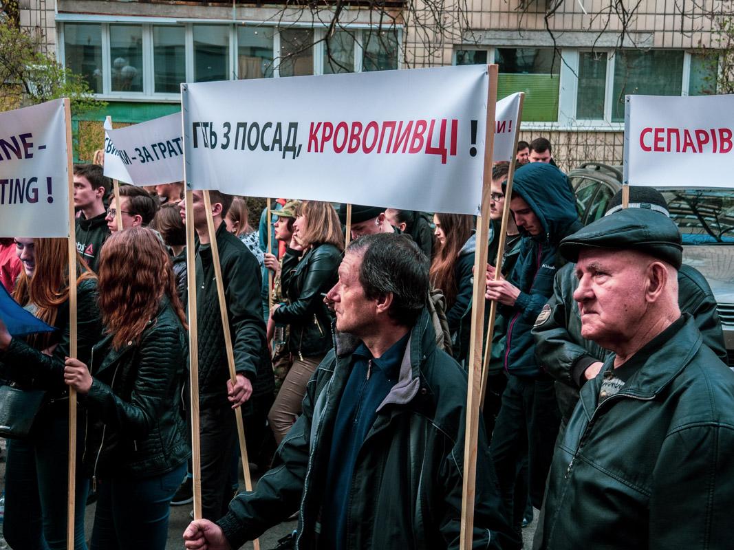 Несмотря на довольно большое количество правоохранителей, в том числе и полиции диалога, марш прошел мирно