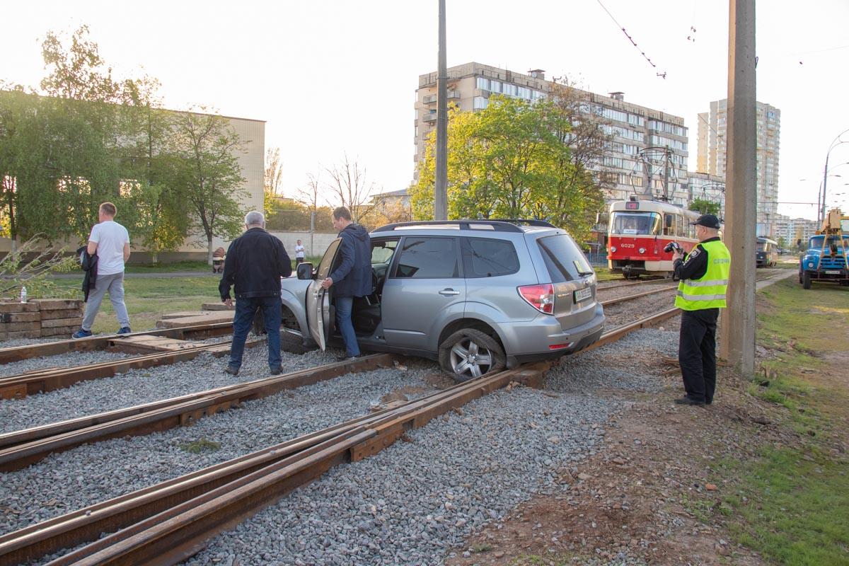 26 апреля в на улице Маршала Малиновского, 6 произошло ДТП с пострадавшими