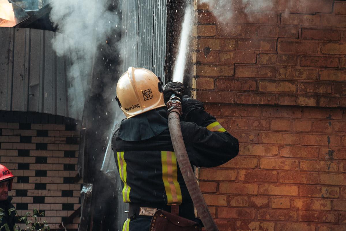 У пожарных были проблемы с водой из-за нерабочих гидрантов