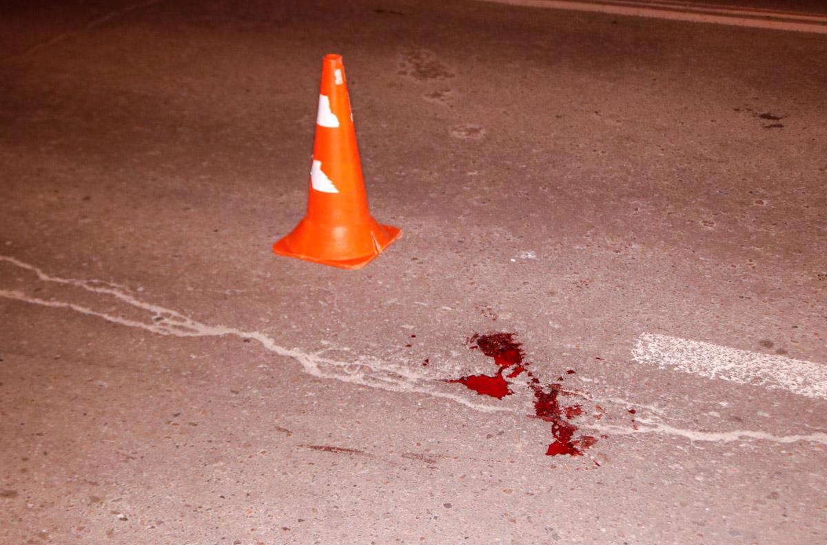 К счастью, пешеход остался жив, его госпитализировали