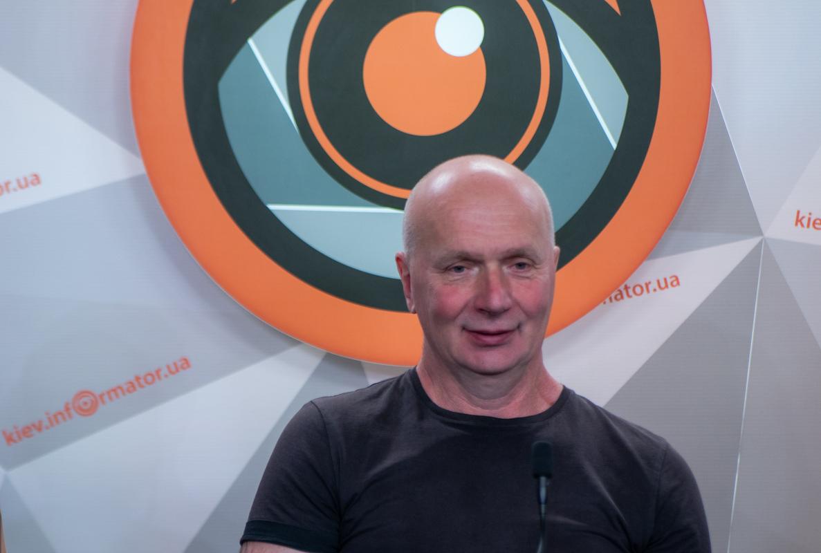 Директор Киевского эколого-культурного центра Владимир Борейко