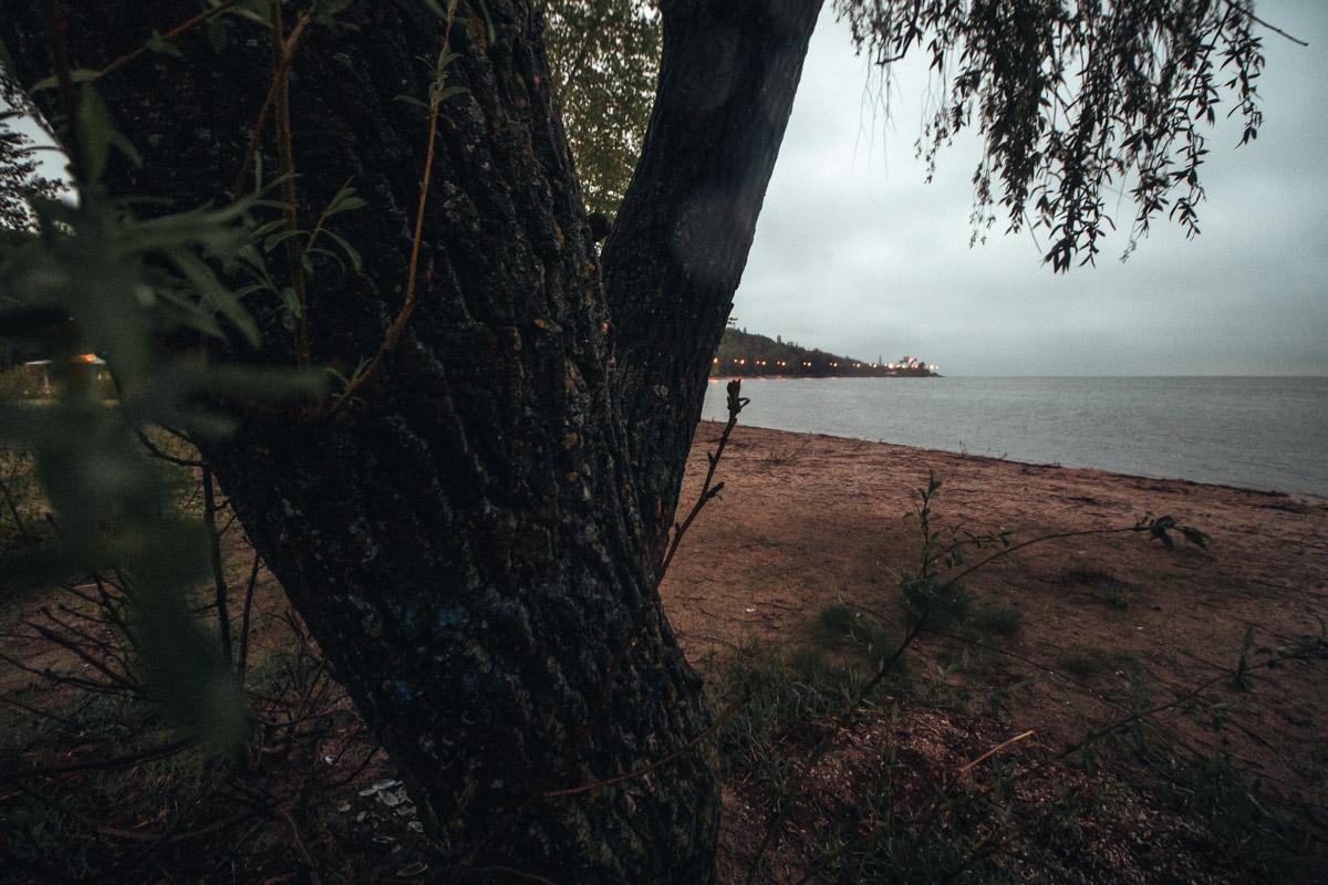Киевское море - излюбленное место для отдыха жителей столицы