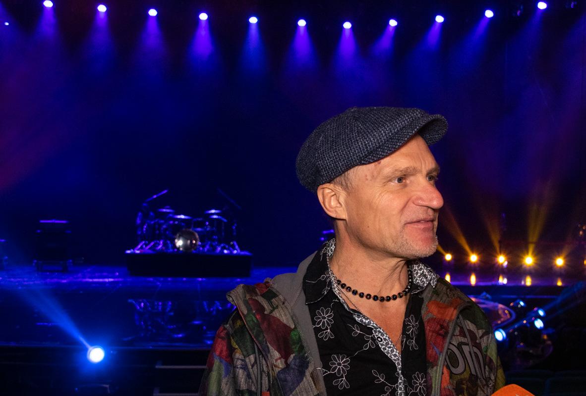 """Олег Скрипка рассказал, что считает премию """"Золотая Жар-Птица"""" одной из самых значимых и влиятельных в музыкальной индустрии"""