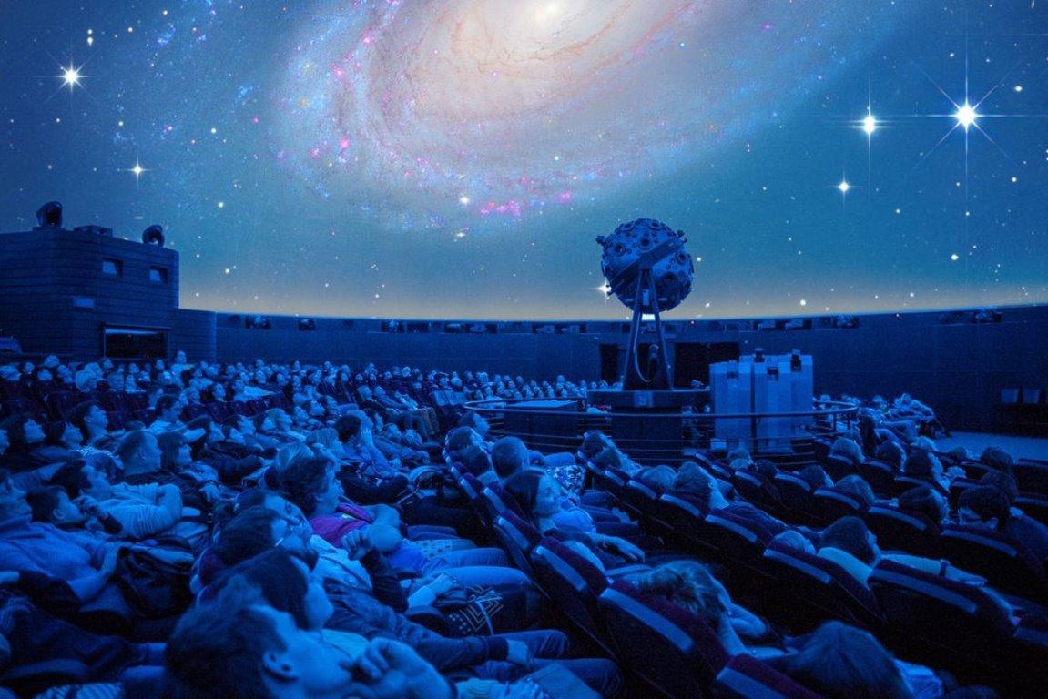 """Все помнят планетарий еще со школы, но увидеть все """"взрослыми"""" глазами - новые впечатления"""