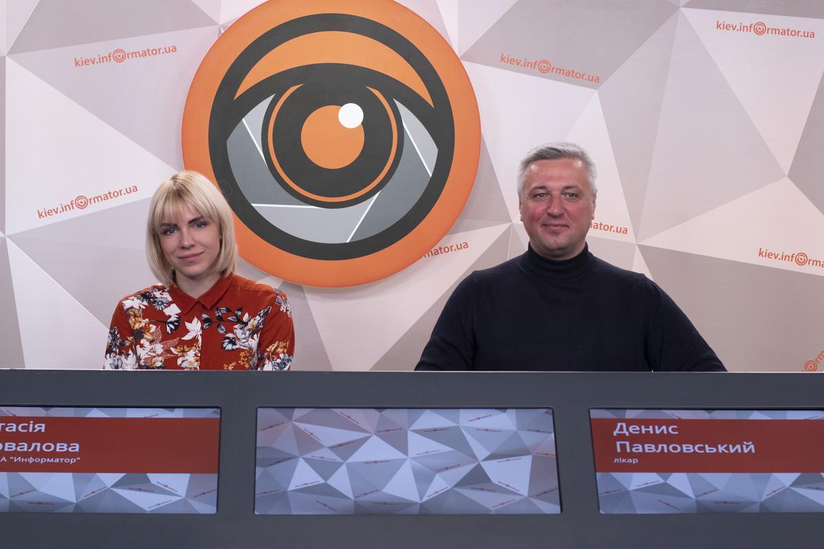 Врач Денис Павловский в пресс-центре Информатора рассказал о том, как правильно вводить запрещенные во время поста продукты