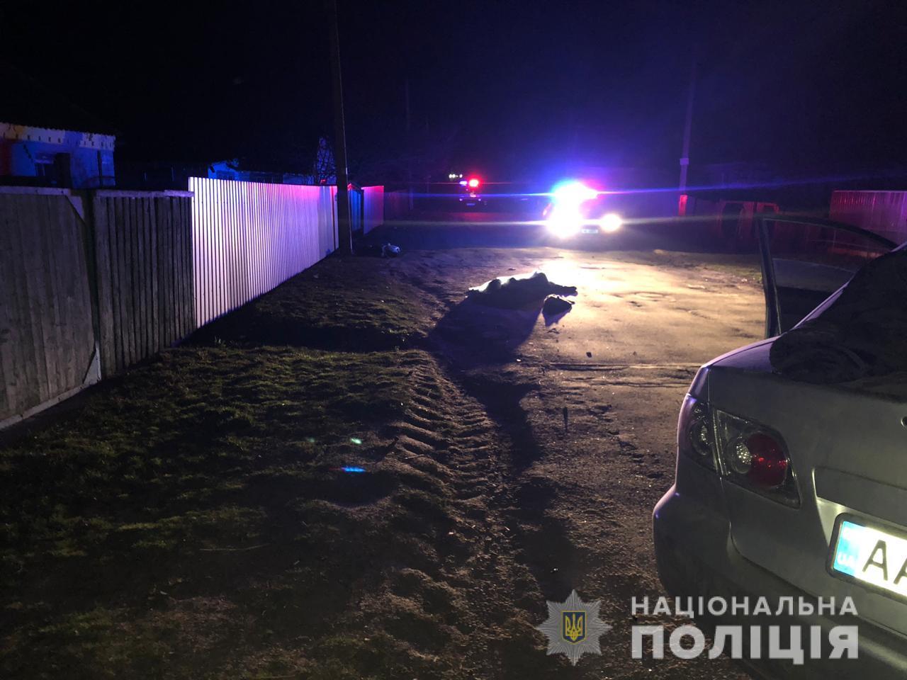 В селе Песчаноепроизошла смертельная авария с участием автомобиляMazda и двух девушек
