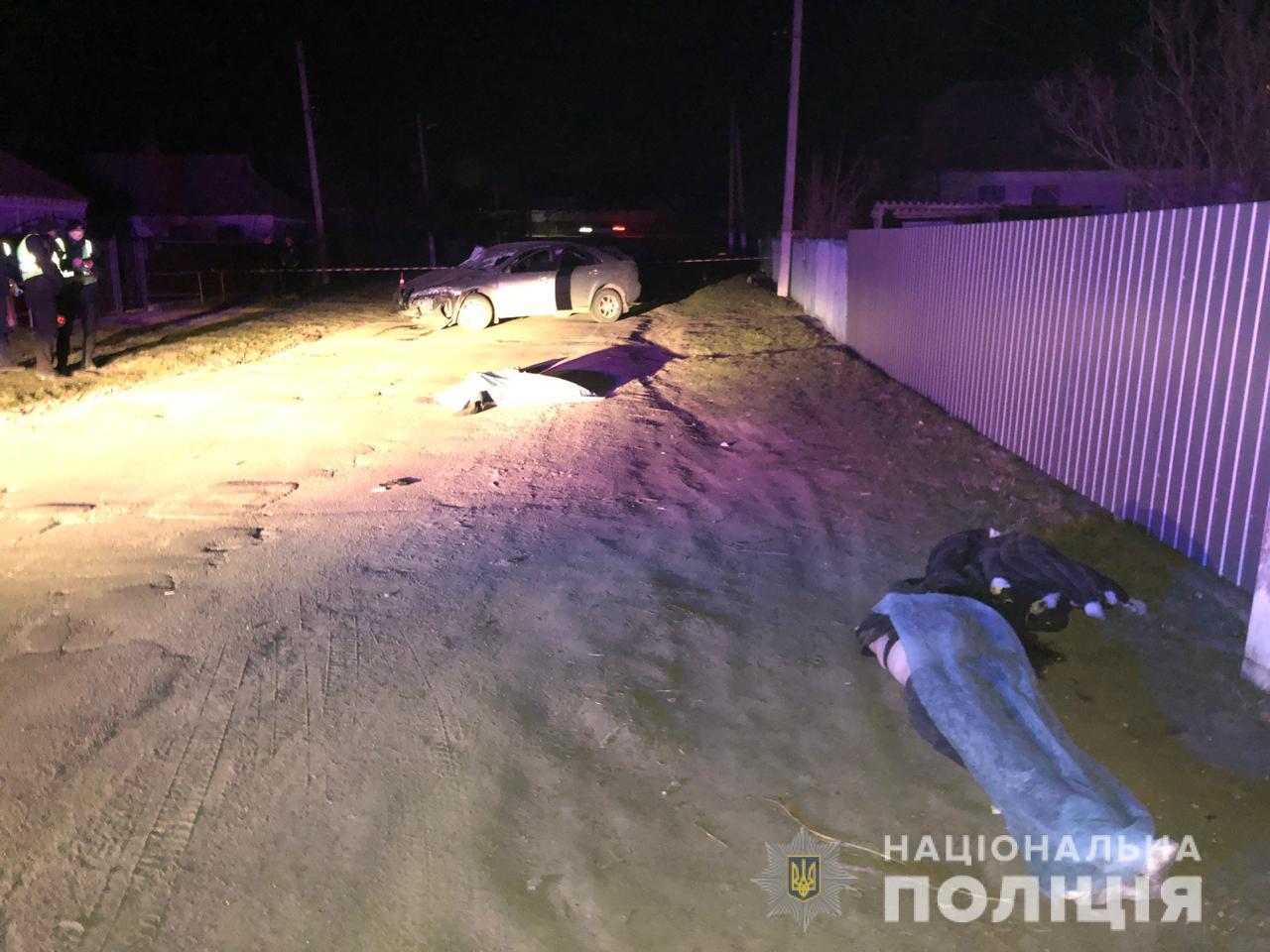 Погибшими оказались18-летняя местная жительница и 16-летняя жительница Киева