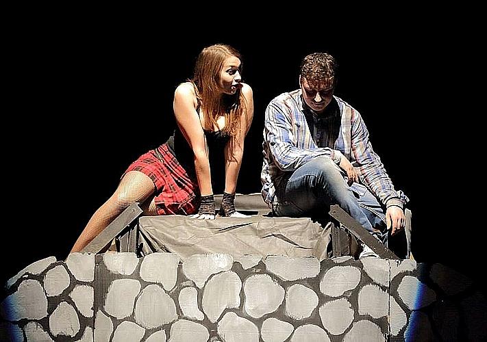 """В Театре современной драмы и комедии пройдет спектакль """"Выбор за тобой"""""""