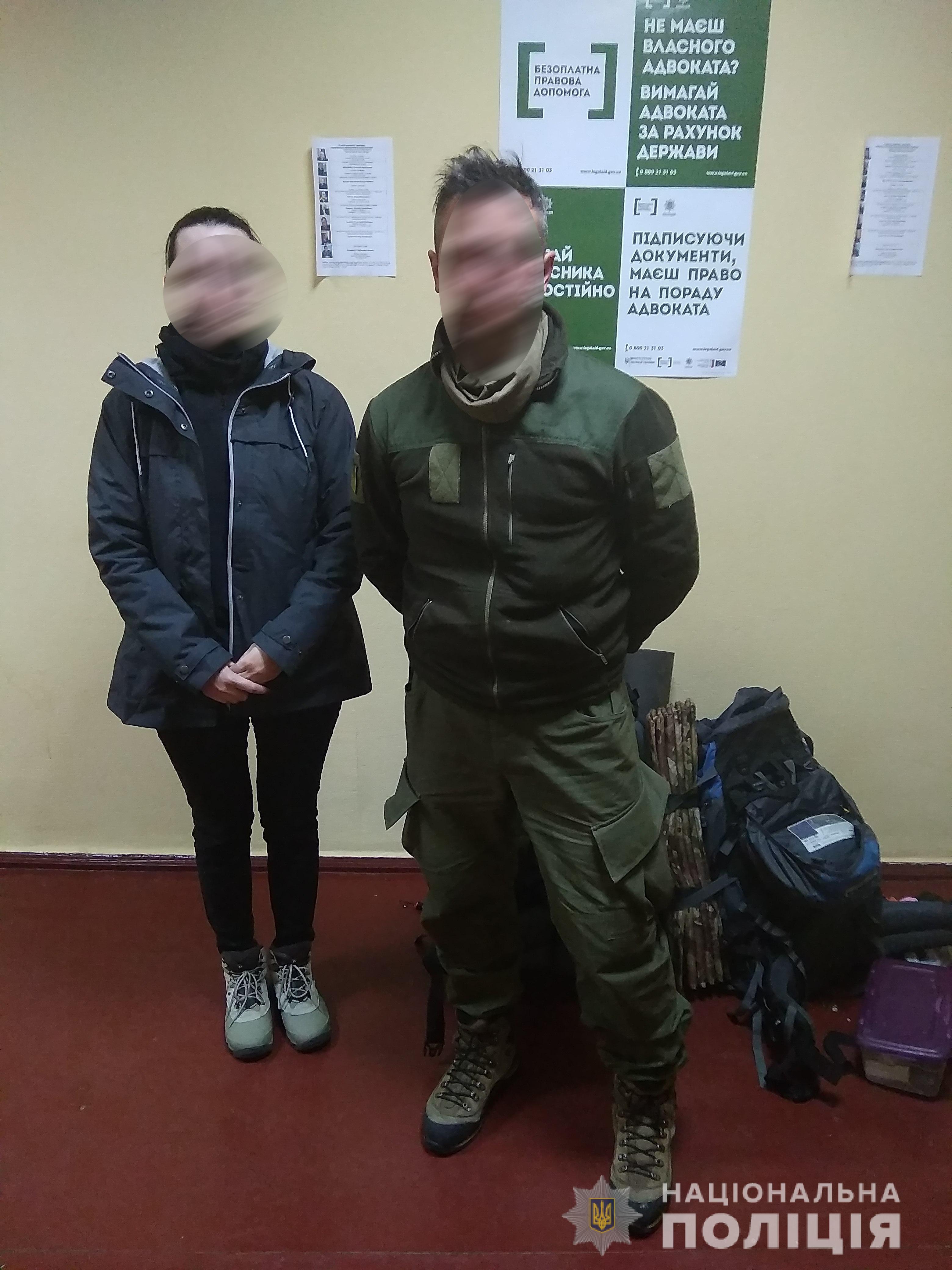 В Чернобыльской зоне отчуждения задержали группу туристов-сталкеров
