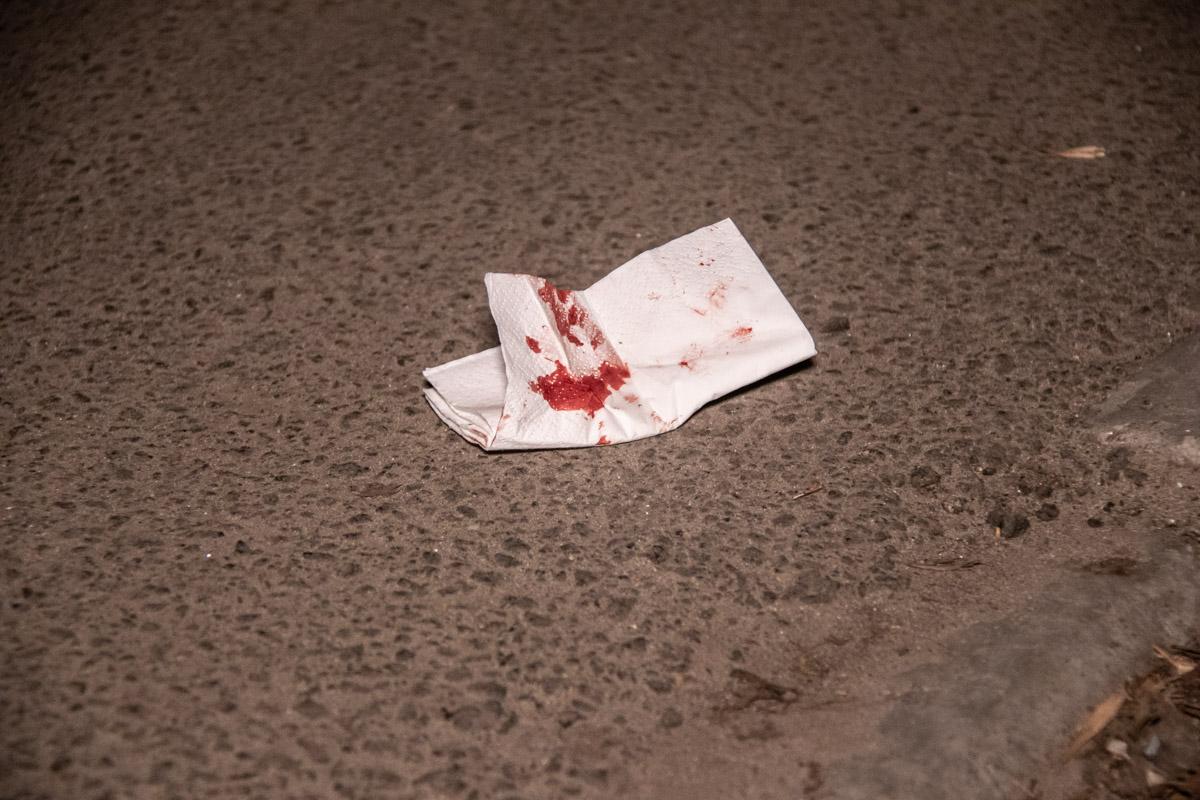 Одному мужчине прострелили глаз
