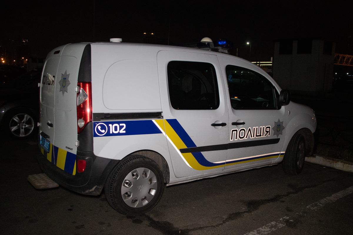 Детали инцидента будут устанавливать правоохранители