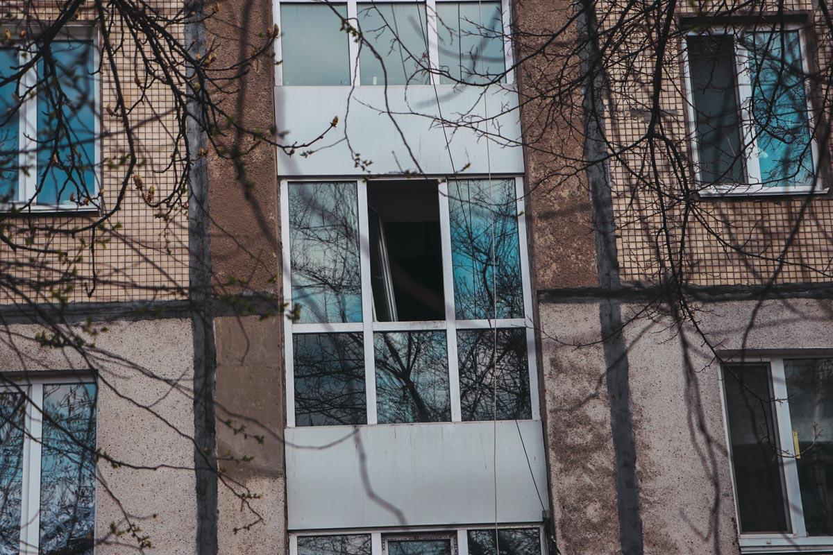 В воскресенье, 14 апреля, в Киеве произошел трагический случай