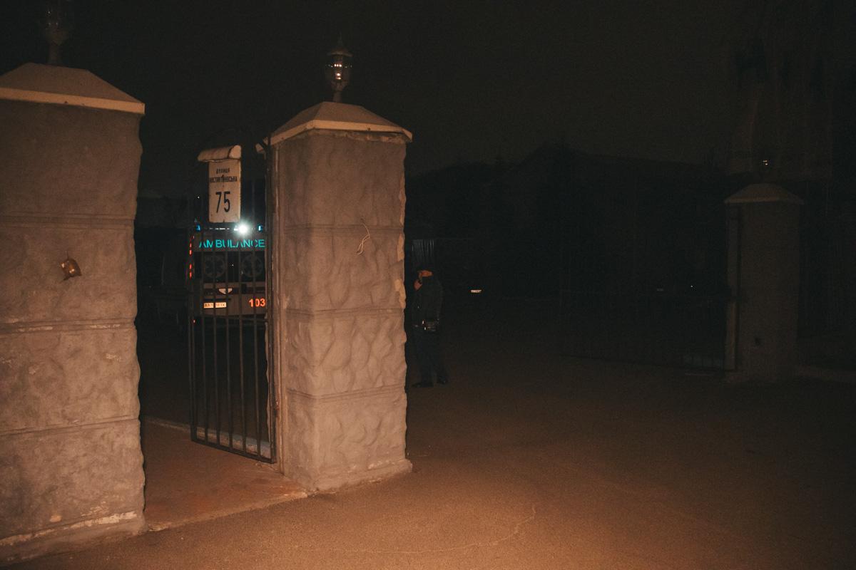 Также по данному адресу приехало руководство Heidelberg, но они отказались комментировать ситуацию и закрыли ворота, которые дают возможность попасть на территорию