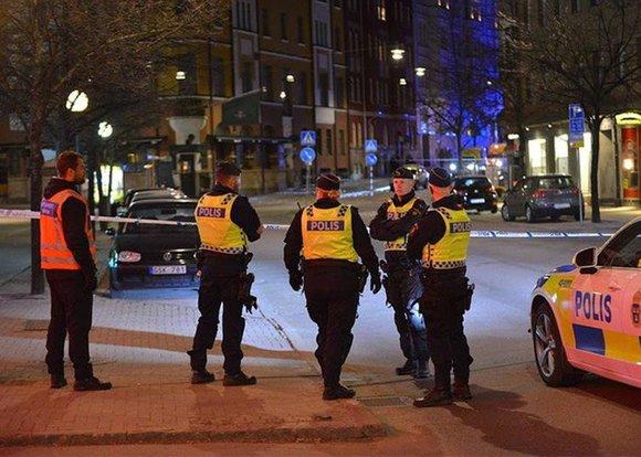 В шведском городе Норрчепинг прогремел взрыв в ювелирном магазине