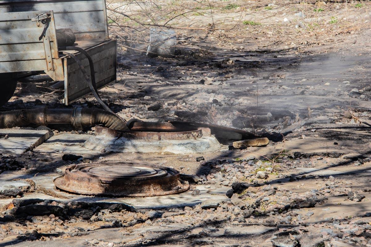 Киевводоканал перекрыл воду