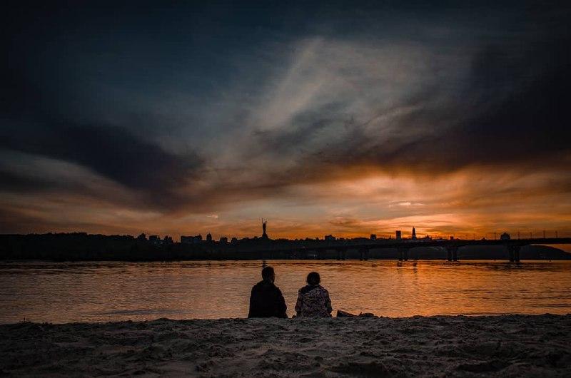 Поговорим вдвоем, помолчим с городом. Фото: @p_belskyi