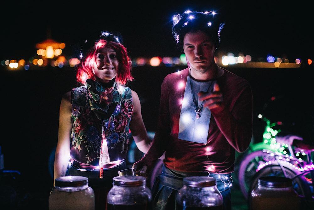 В субботу, 11 мая, во «Дворце культуры «Куреневка» пройдет Burning Man Precompression: Housewarming