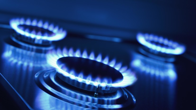 Стоимость газа для населения снизилась на 303 гривны