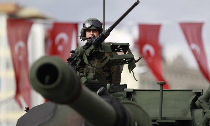 119 военных приговорили к пожизненному заключению за попытку государственного переворота в Турции