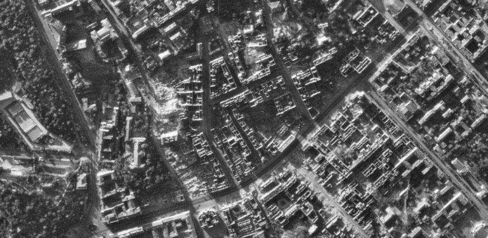 Радиоуправляемые взрывные устройства советские войска заложили под инфраструктурные объекты и дома
