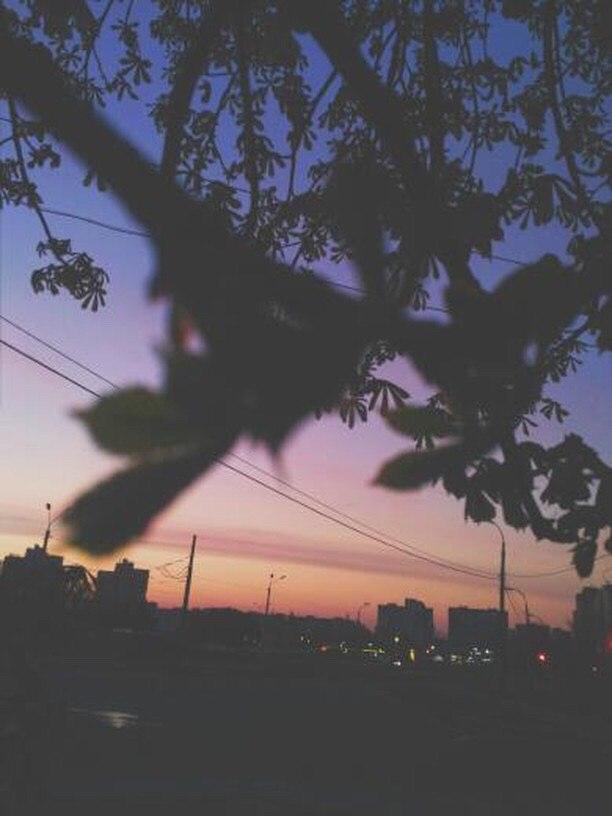 И если есть в этом мире что-то совершенное, то это небо над Киевом весной. Фото: @rozovuy_sad